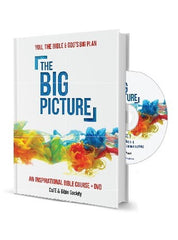 The Big Picture Book + DVD (PAL)
