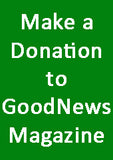GoodNews Magazine: Donation