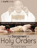 Holy Orders: DVD