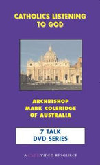 Catholics Listening to God: DVD Course (PAL)