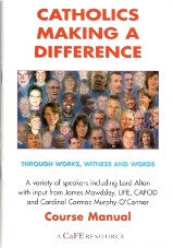 Catholics Making a Difference: Course Manual