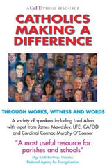 Catholics Making a Difference: DVD Course (PAL)