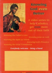 Knowing God even Better: A4 Promotional Posters