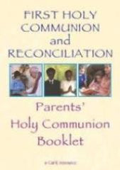 First Holy Communion: Communion Booklets