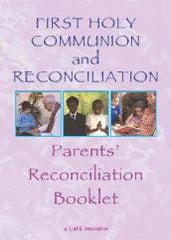 First Holy Communion: Reconciliation Booklets