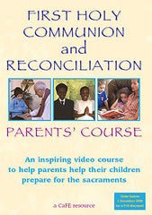 First Holy Communion: DVD Course