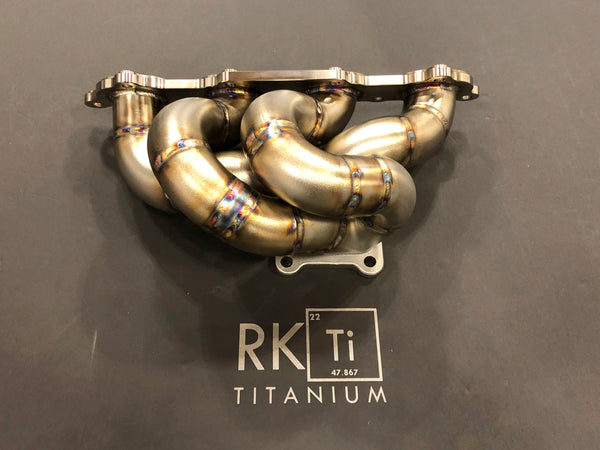 Evo 8/9 Stock Placement Twinscroll Manifold