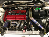Evo 8/9 Standard Route Upper Intercooler Tubing Kit (Stock Battery)