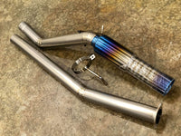 Nissan GTR R32 Signature Catback Exhaust System