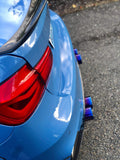 BMW F8X Titanium Exhaust Tips