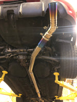 "Evo 8/9 3.5"" Signature Cat Back Exhaust System"