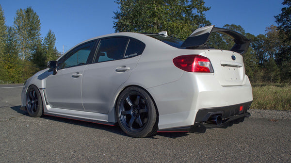 Subaru Sti 15+ Single Exit Signature Titanium Exhaust