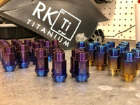RK Titanium 40mm Lug Nuts