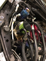 Evo X Dual Catch Can and Coolant Expansion Tank