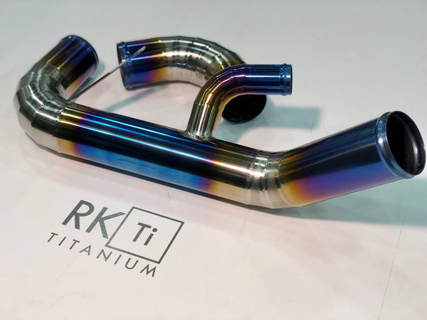 Evo X Lower Intercooler Pipe GSR ONLY