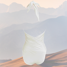 Load image into Gallery viewer, The Dawn Bodysuit - Sea Salt