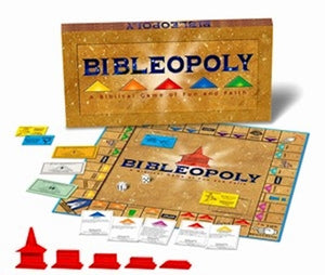 Bibleopoly - A Biblical Game of Fun and Faith