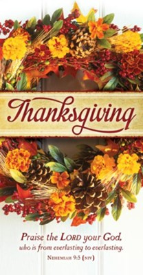 Thanksgiving Offering Envelopes