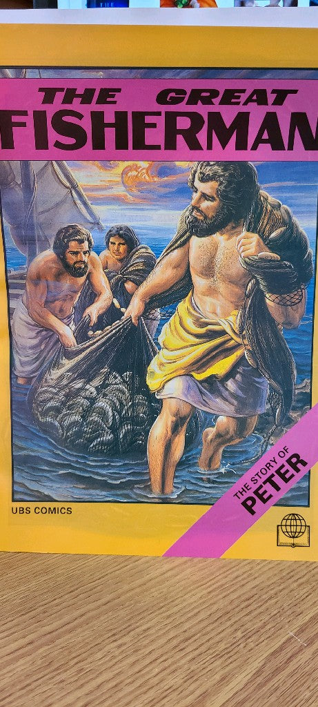 The Great Fisherman (Comic book)