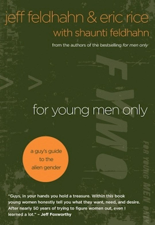 For Young Men Only - Guy's guide to the alien gender