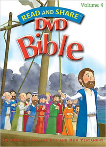 Read and Share Bible DVD Vol 4