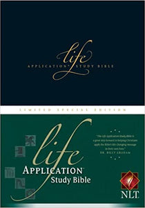 NLT Life Appreciation Study Bible - Limited Special Edition Hardcover
