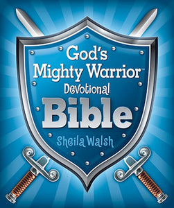 God's Mighty Warrior Devotional Bible (ICB)