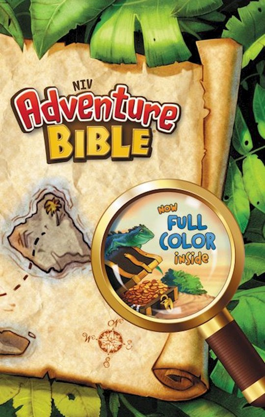 NIV Adventure Bible (Full Color)-Softcover