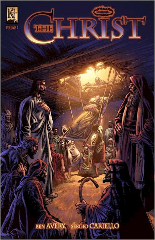 The Christ Volume 4 - Comic Book