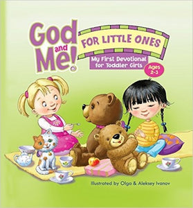 God And Me! For Little Ones (Ages 2-3)