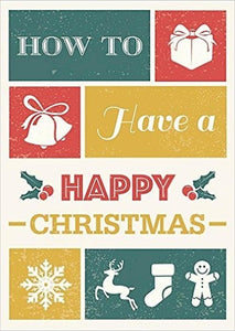 How to Have a Happy Christmas - booklet