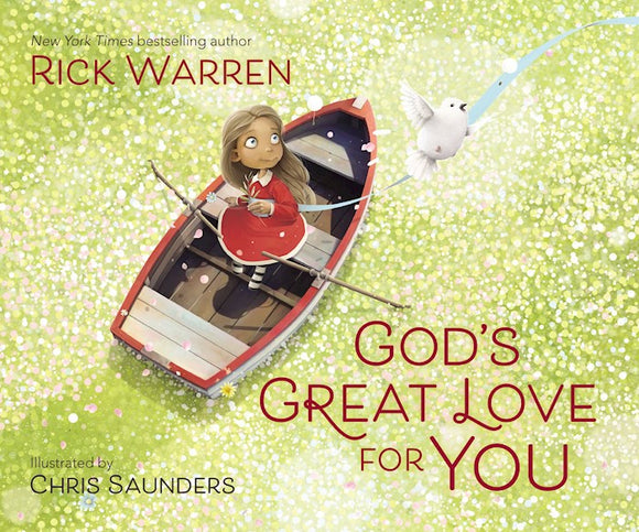 God's Great Love for You - Hardcover