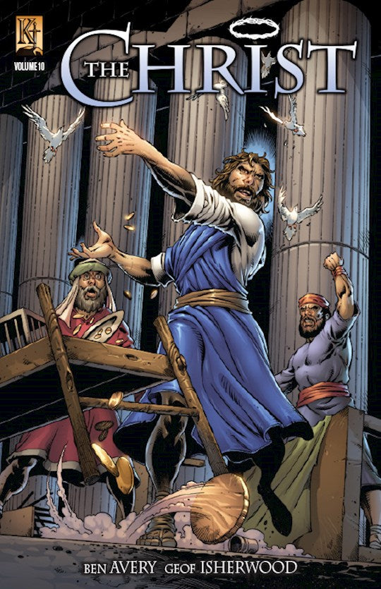The Christ Volume 10 - Comic Book