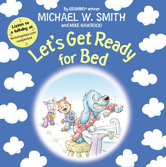Let's Get Ready for Bed - Board book