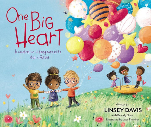 One Big Heart - Hardcover
