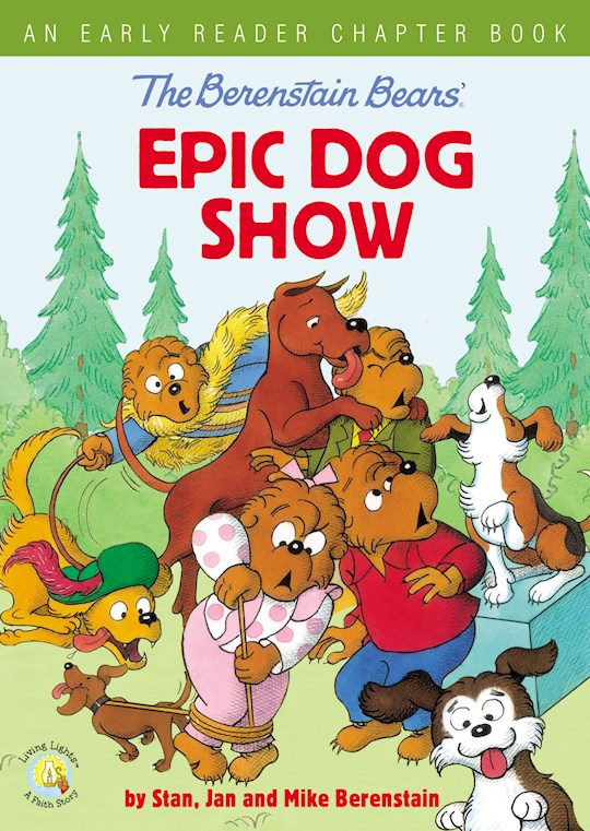 The Berenstain Bears - Epic Dog Show