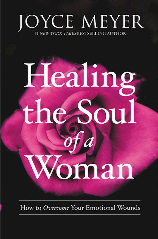 Healing the Soul of a Woman - Hard cover