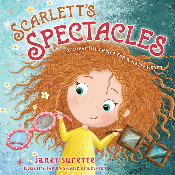 Scarlett's Spectacles - Hardcover
