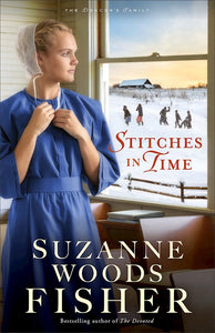 Stitches In Time - The Deacon's Family Book 2