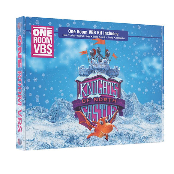 VBS-One Room-Knights Of North Castle Starter Kit (2020) Quest For The King's Armor