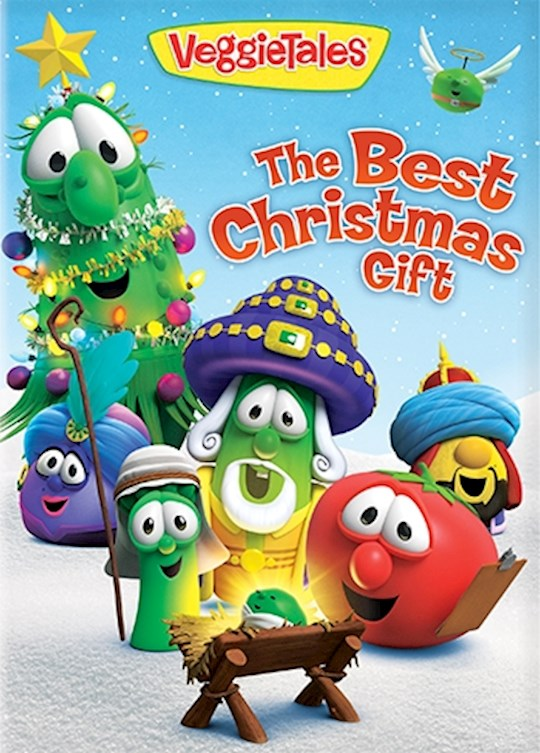DVD-Veggie Tales: The Best Christmas Gift