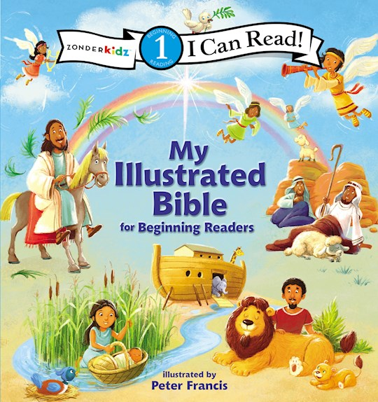I Can Read! My Illustrated Bible - Hardcover