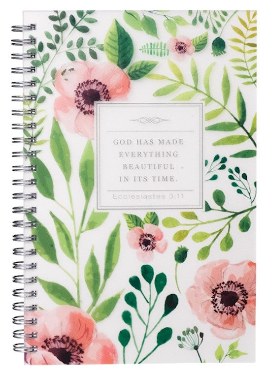 God has Made Everything Beautiful Journal