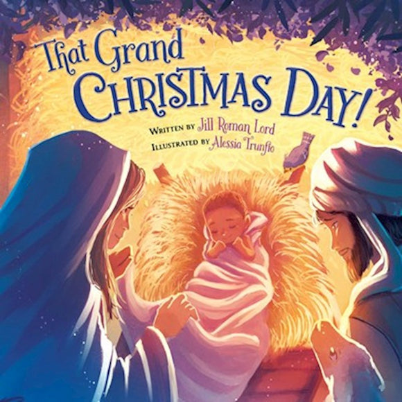 That Grand Christmas Day - Hard cover