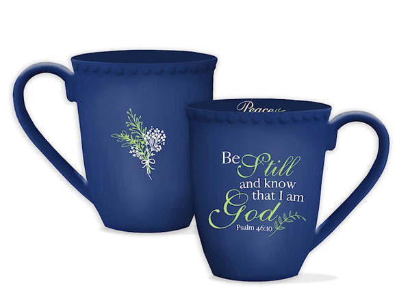 Mug -Be Still And Know That I Am God