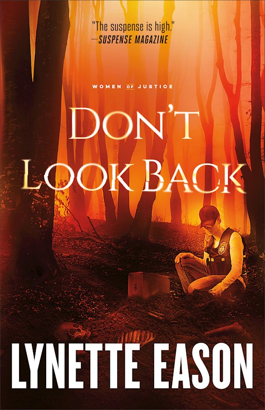 Don't Look Back - Women Of Justice Book 2