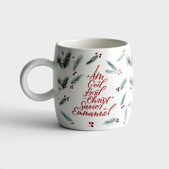 Mug-Names Of Jesus (16 Oz)