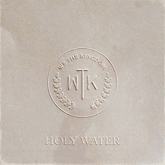 We The Kingdom - Holy Water - CD