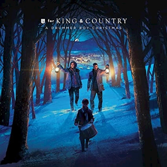 For King & Country - A Drummer Boy Christmas CD
