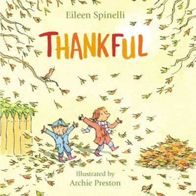 Thankful - Hardcover
